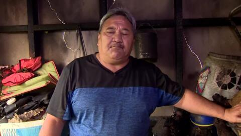Video for Kaikohe house fire destroys league dreams