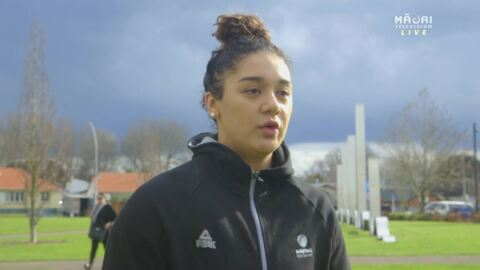 Video for Young Tall Ferns player awarded scholarship to play in the US