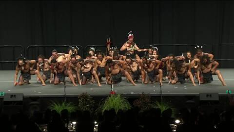Video for 2020 Kapa Haka Regionals, Te Pikikōtuku o Rongomai, Haka