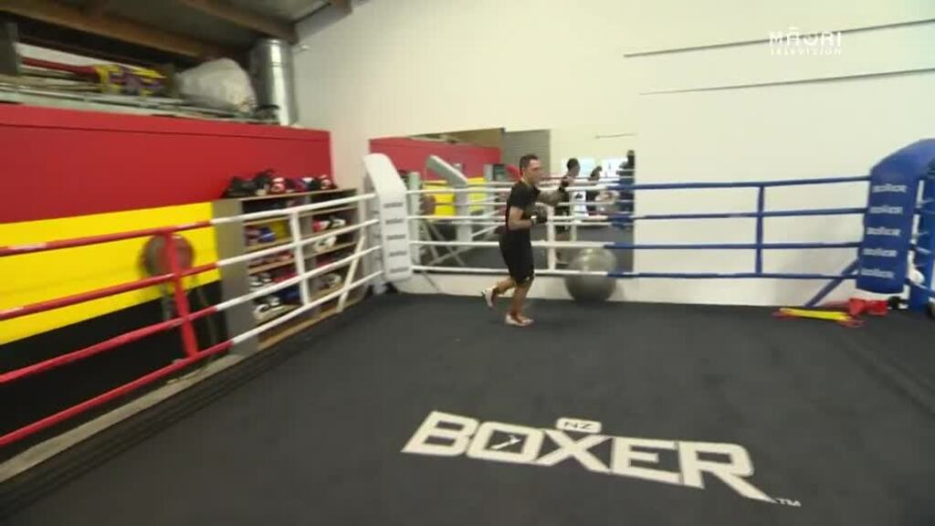 Video for George set to fight for Asia title