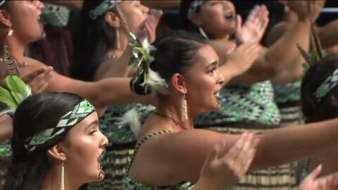 Video for 2020 Kapa Haka Regionals, Kura Tai Waka, Waiata-ā-ringa