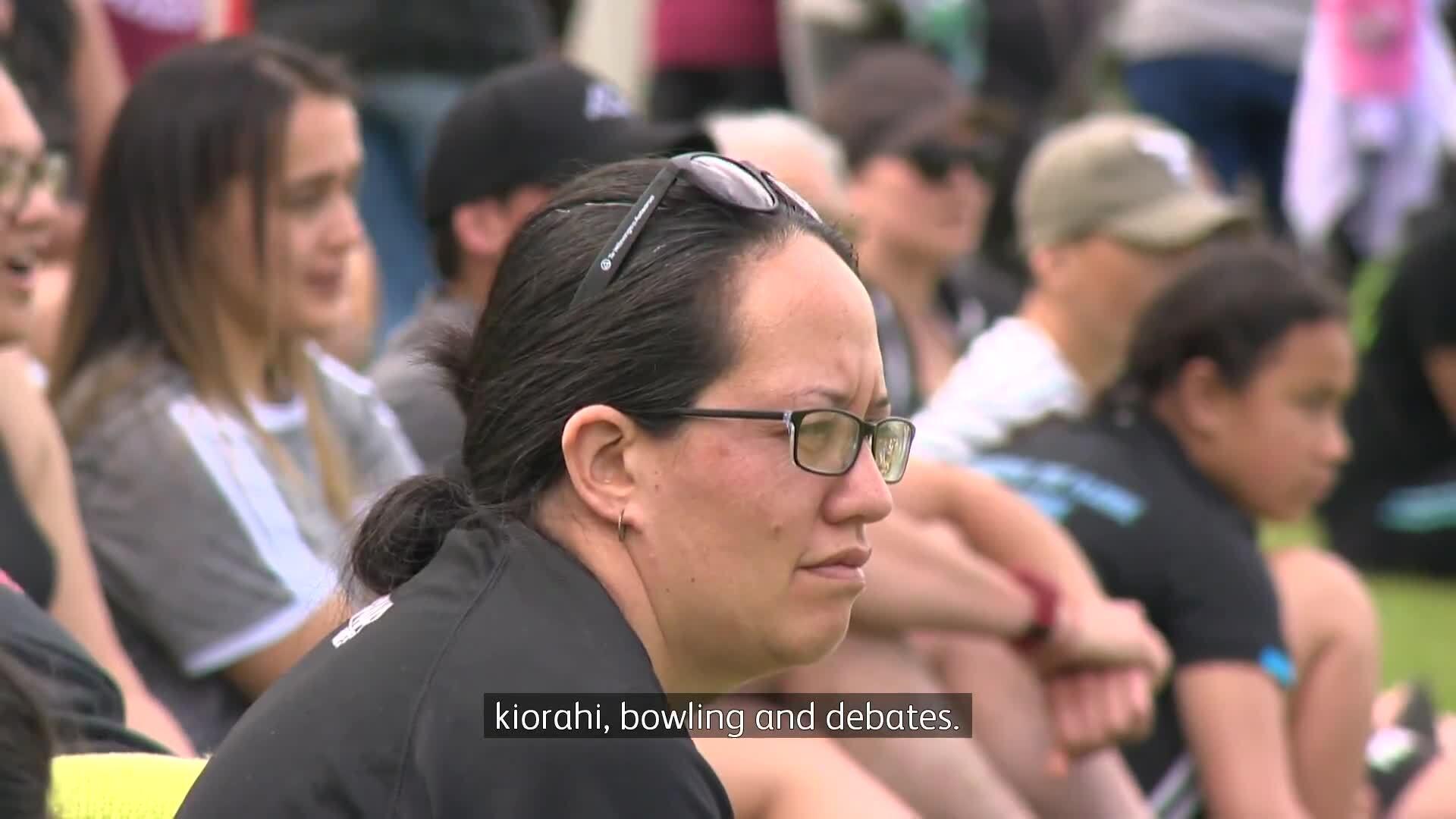 Video for Ngāti Maniapoto celebrate their 22nd multi-sport anniversary