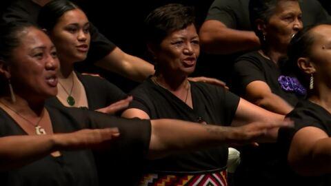 Video for 2020 Kapa Haka Regionals, Te Tai Tonga, Whakaeke