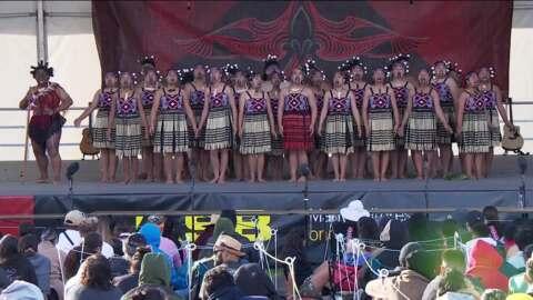 Video for 2021 ASB Polyfest, Te Whānau o Tupuranga - Kia Aroha College Mōteatea