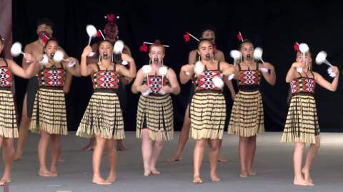 Video for ASB Polyfest 2018, 3 Ūpoko 36