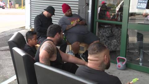 Video for South Auckland barbershop opens up music opportunities to local talent
