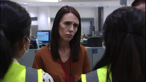 "Video for Jacinda Ardern: NZ Coronavirus patient in an ""improving condition"""