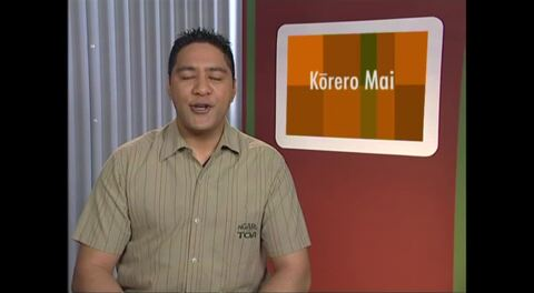 Video for Kōrero Mai, 2 Ūpoko 4