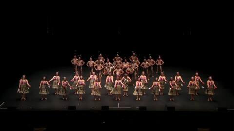 Video for 2020 Kapa Haka Regionals, Te Waka Huia, Poi