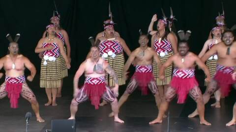 Video for 2020 Kapa Haka Regionals, Mātangirau, Haka