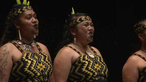 Video for 2020 Kapa Haka Regionals, Angitu, Waiata Tira