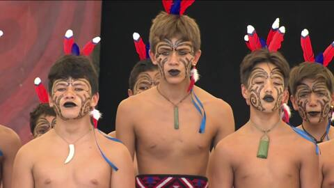 Video for ASB Polyfest 2019, Sacred Heart College, Waiata Tira,