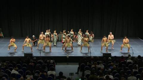 Video for 2020 Kapa Haka Regionals, Ngāti Pōneke Young Māori Club, Haka