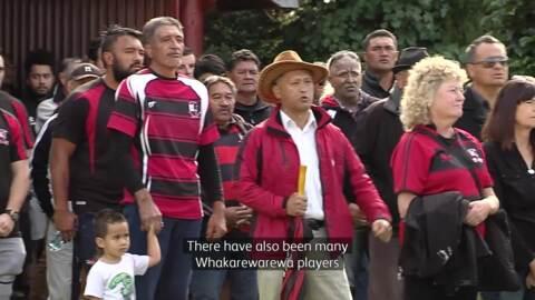 Video for Baywide rugby returns to Matakana Island