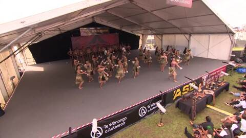 Video for ASB Polyfest 2017, Ngā Puna o Waiorea, Series 2 Episode 7