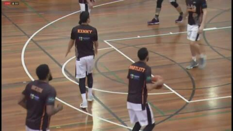 Video for Sal's New Zealand Basketball 2018, Rams ki Hawks