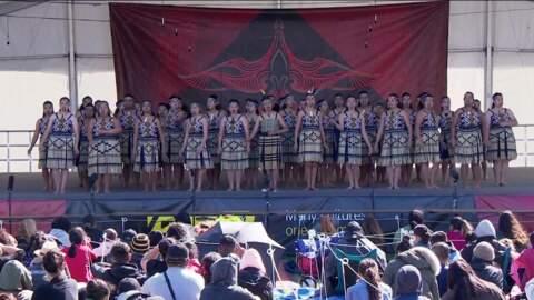 Video for 2021 ASB Polyfest, Kahurangi ki Maungawhau - Auckland Girls Grammar School, Mōteatea