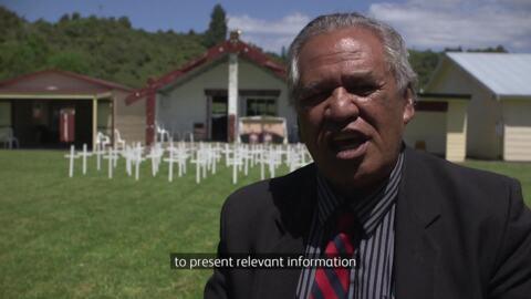 Video for Te Hokinga Maumahara Ki Te Urewera, 9 Ūpoko 4