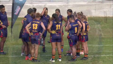 Video for 2019 Bunnings Junior National Touch Championship, Whanganui v Thames Valley.