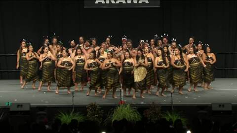 Video for 2020 Kapa Haka Regionals, Te Pikikōtuku o Rongomai, Full Bracket