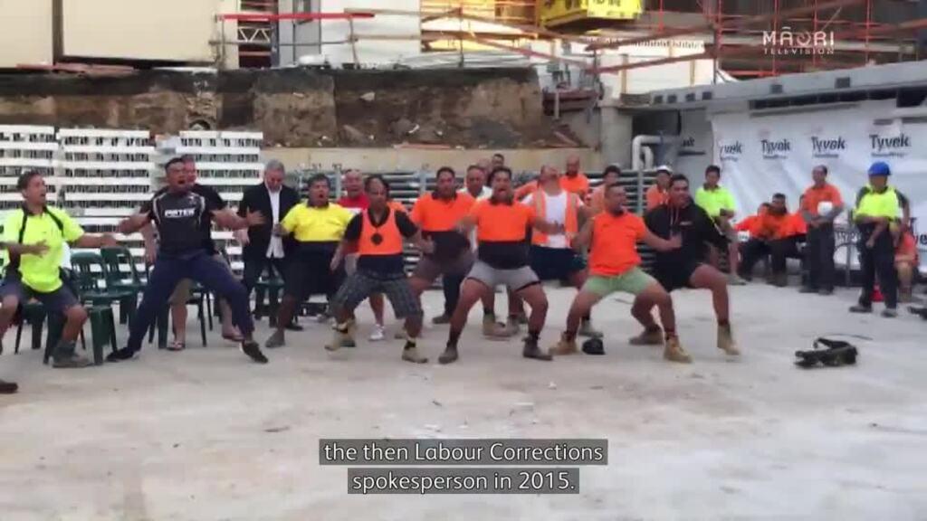 Video for He manako te hariru ki a Kelvin Davis i kore ai - Tā kaitautāwhi Māori