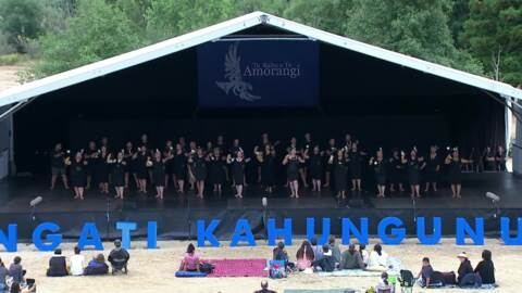 Video for 2020 Kapa Haka Regionals, Wairarapa, Full Bracket