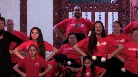 Video for Ngā Pari Kārangaranga, 8 Ūpoko 7