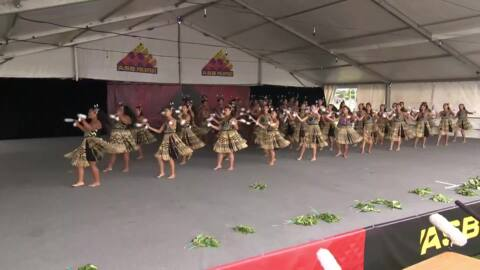 Video for ASB Polyfest 2018, Ngā Puna o Waiōrea, Full Bracket