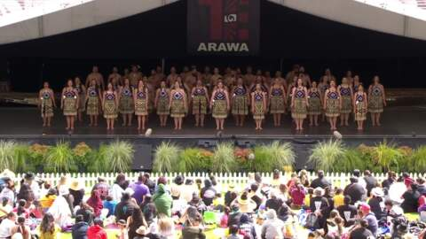 Video for 2021 Kapa Haka Regionals, Ngāti Whakaue, Full Bracket,