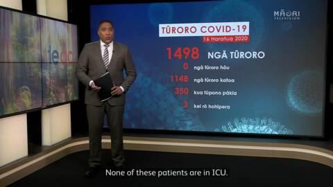 Video for No new COVID cases in Aotearoa