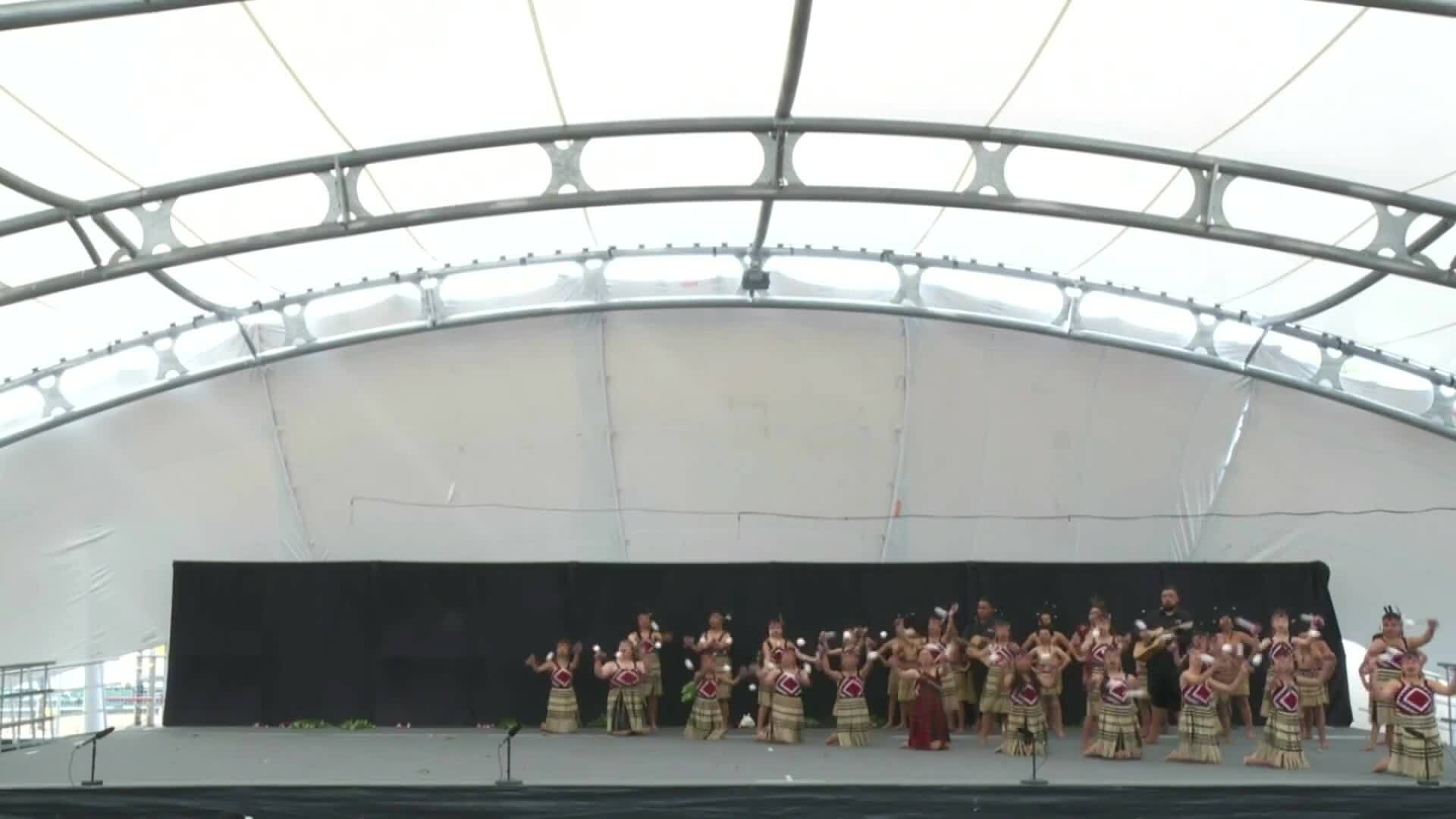 Video for Te Kāhui Huringa new Auckland primary kapa haka champs