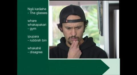 Video for Kōrero Mai, Series 2 Episode 8