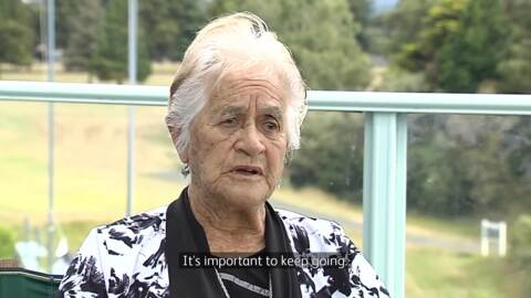 Video for Challenging times in Māori golf