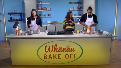 Video for Whānau Bake Off, 2 Ūpoko 1