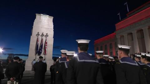 Video for ANZAC Dawn Service 2019,