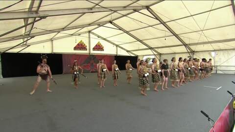Video for ASB Polyfest 2019, Massey High, Whakawātea