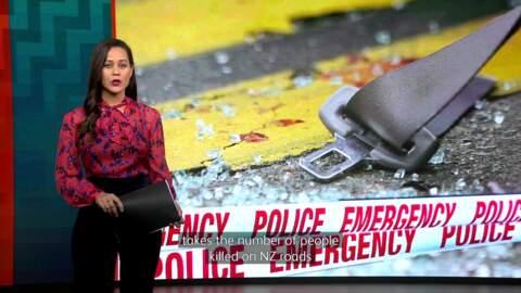 Video for Whānau in shock following tragic Taupō road crash