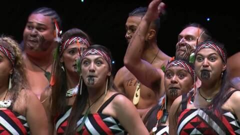 Video for 2020 Kapa Haka Regionals, Te Tini o Rēhua, Mōteatea