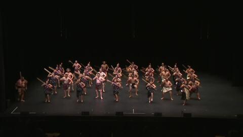 Video for 2020 Kapa Haka Regionals, Te Taha Tū, Whakaeke