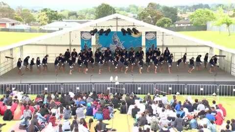 Video for Te Ahurea Tino Rangatiratanga, Te Pou Herenga Waka