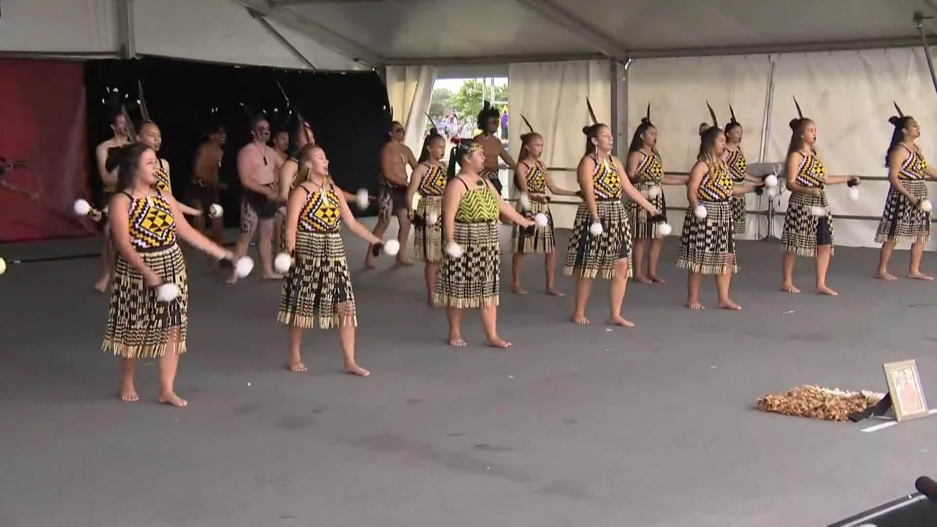 Video for ASB Polyfest 2018, Taiohi Tātaki (Massey High School), Full Bracket