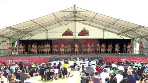 Video for ASB Polyfest 2019, Sacred Heart College, Waiata-ā-ringa