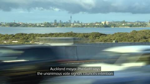 Video for Climate emergency declared by Akl Council