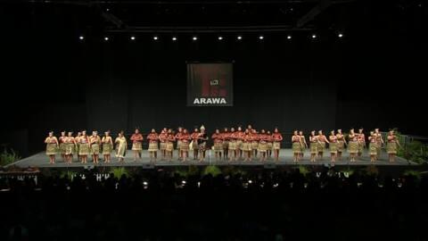 Video for 2020 Kapa Haka Regionals, Ngāti Rangiwewehi, Whakawātea