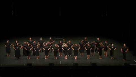 Video for 2020 Kapa Haka Regionals, Te Pou Whakairo, Mōteatea