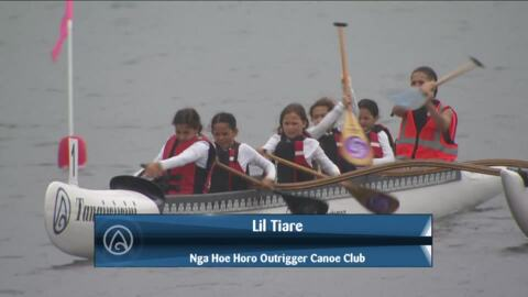 Video for 2021 Waka Ama Championships, Ūpoko 2