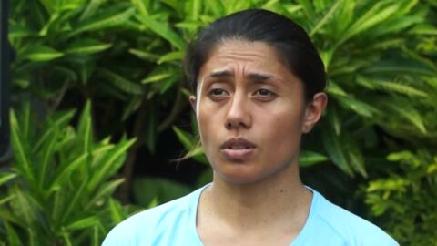 Video for Māori-Samoan chosen to lead Samoan netball team at Pacific Games