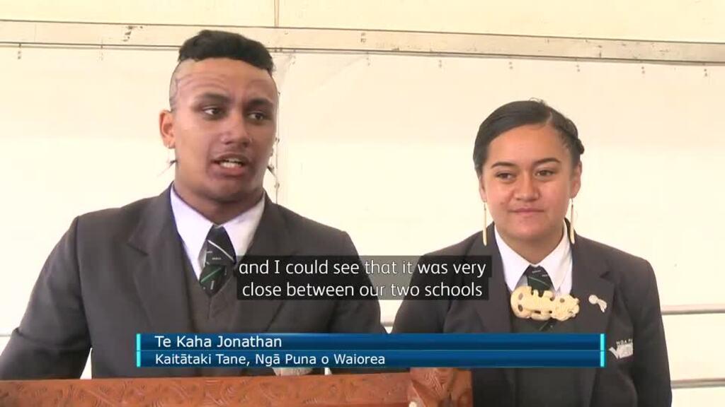 Video for Ko Ngā Puna o Waiorea ngā toa o Te Ahurea Tino Rangatiratanga