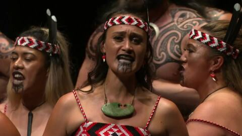 Video for 2020 Kapa Haka Regionals, Te Waka Huia, Mōteatea