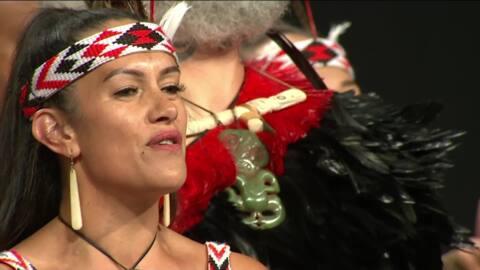 Video for 2020 Kapa Haka Regionals, Ngāti Rangiwewehi, Waiata Tira